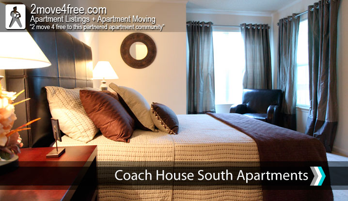 Coach House South Apartments