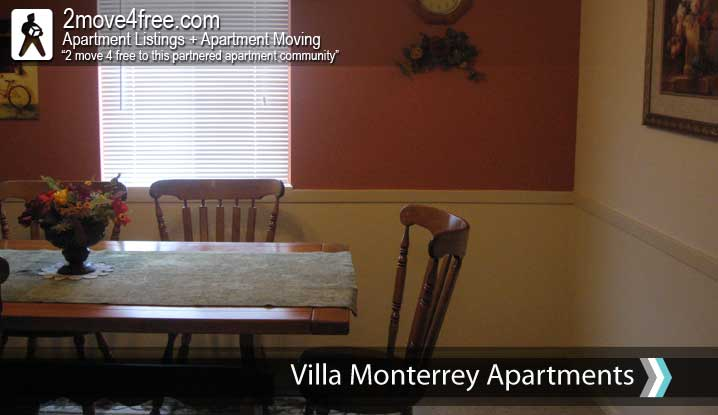 Villa Monterrey Apartments Photo Gallery